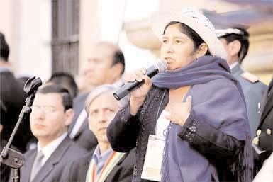 BoliviaPress Septiembre 2006: Asamblea Constituyente en vilo, reflejo de la crisis estructural que continua irresuelta