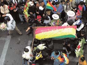 BoliviaPress Enero 2007: Sucesos en Cochabamba ¿Hacia dónde?