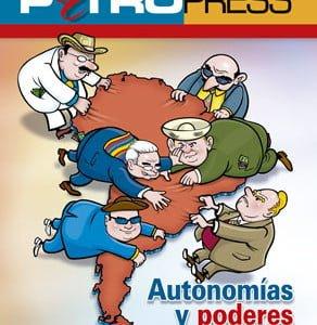 Pretropress No. 7: Autonomía  y poderes subnacionales