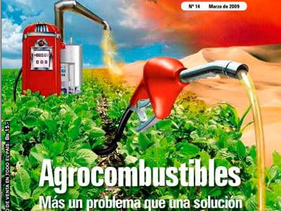 PetroPress 14: Agrocombustibles, más un problema que una solución