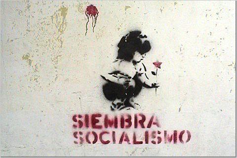 Debate sobre el futuro del socialismo: Necesitamos la elocuencia de la protesta callejera