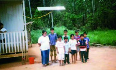 El impacto ambiental de la electrificación fotovoltaica (Petropress 6, mayo 2007)