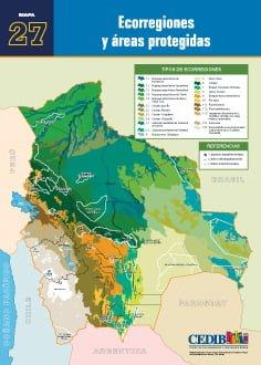 Ecorregiones y áeras protegidas