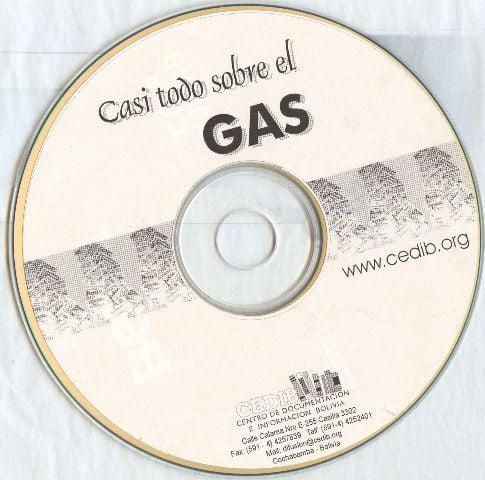 Casi todo sobre el Gas