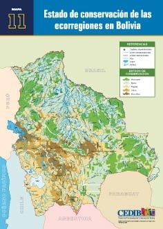 Estado de conservación de las ecorregiones en Bolivia