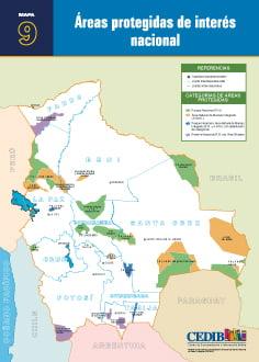 Áreas protegidas de interés nacional