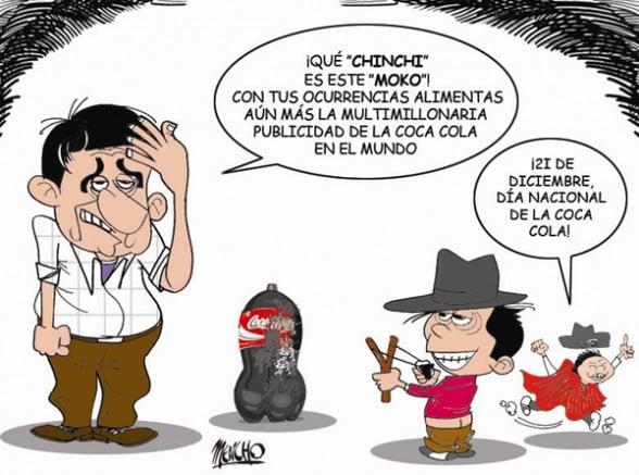 La Prensa, 19 de julio 2012 (Bolivia)