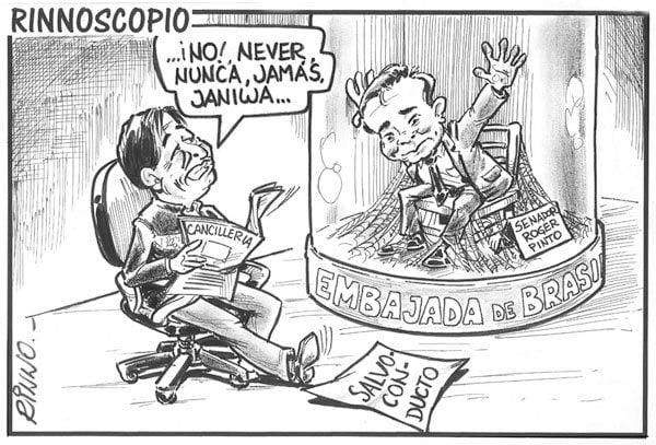 El Diario, 20 de julio 2012 (Bolivia)