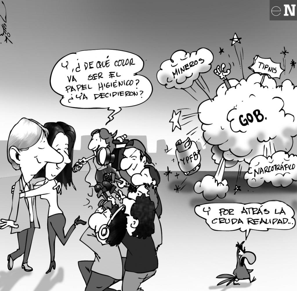 El Nacional, 17 de agosto 2012 (Bolivia)