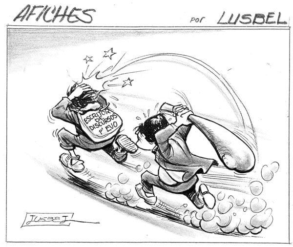 El Diario, 27 de agosto 2012 (Bolivia)