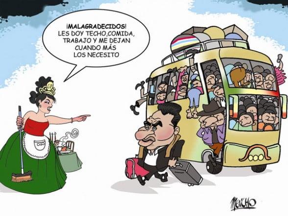 La Prensa, 23 de noviembre de 2012 (Bolivia)