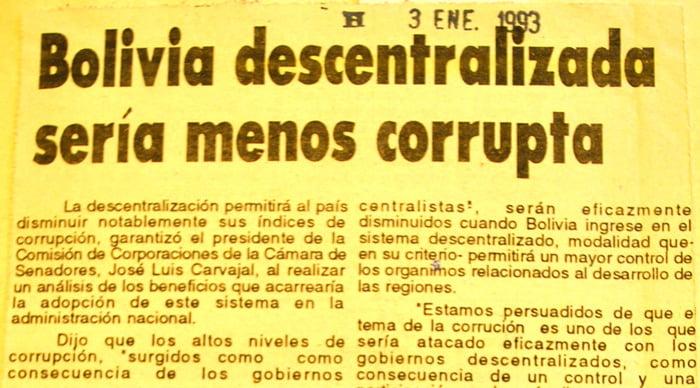 Bolivia descentralizada (3.1.93)