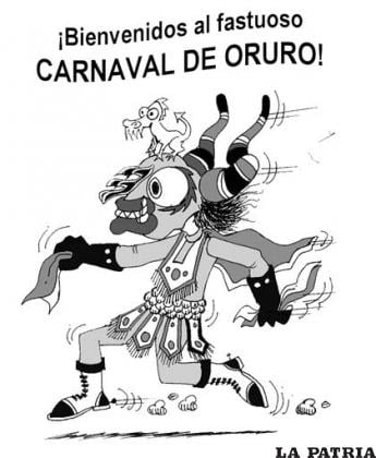La Patria, 9 de febrero de 2013 (Bolivia)