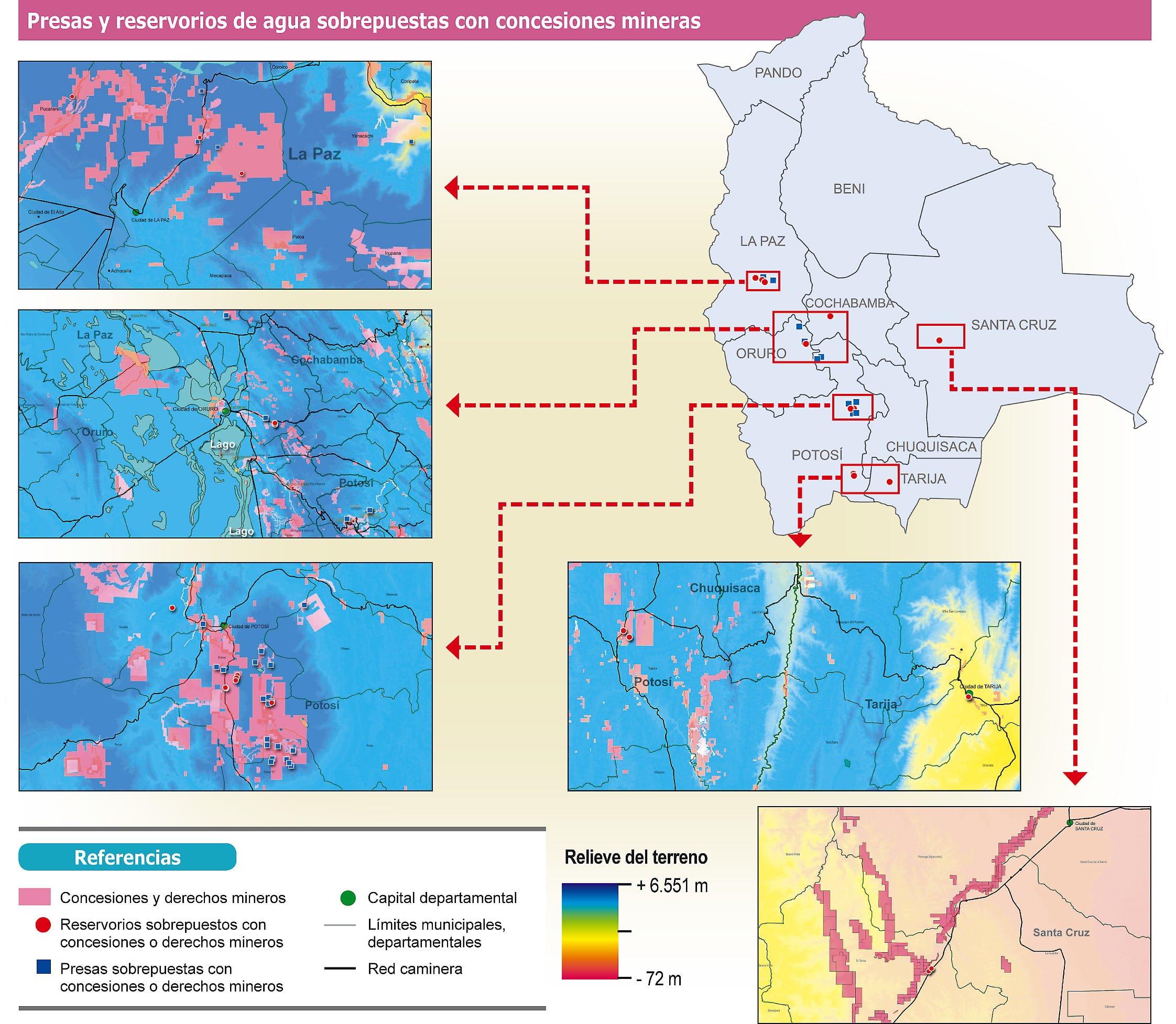 Presas de agua y mineria (Petropress 30, 1.13)