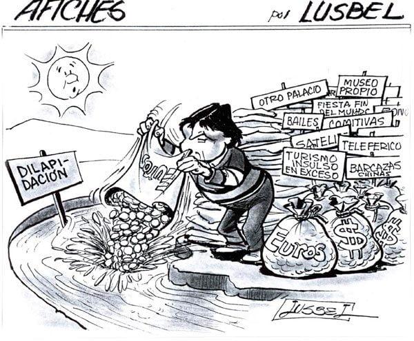 El Diario, 24 de marzo de 2013 (Bolivia)