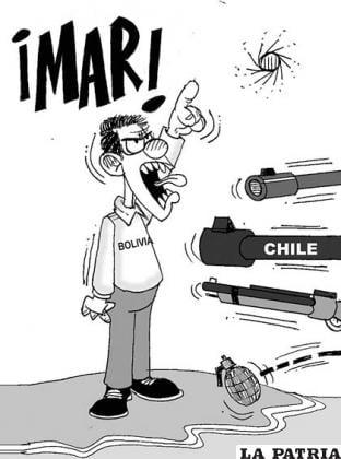 La Patria, 28 de marzo de 2013 (Bolivia)