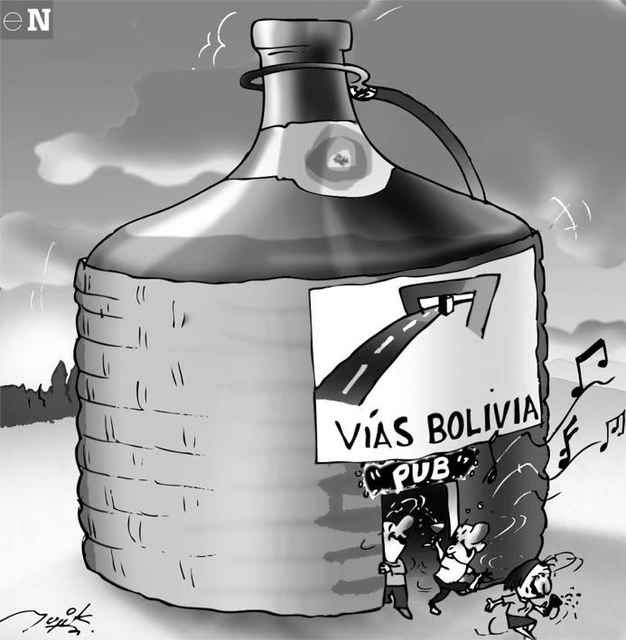 El Nacional, 3 de abril de 2013 (Bolivia)