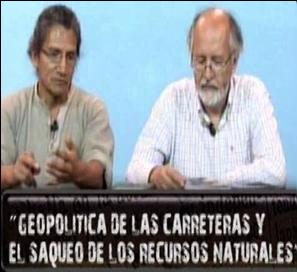 """Entrevista Pablo Villegas sobre """"Geopolítica de las carreteras"""" (TVU, Contexto, 04.13)"""