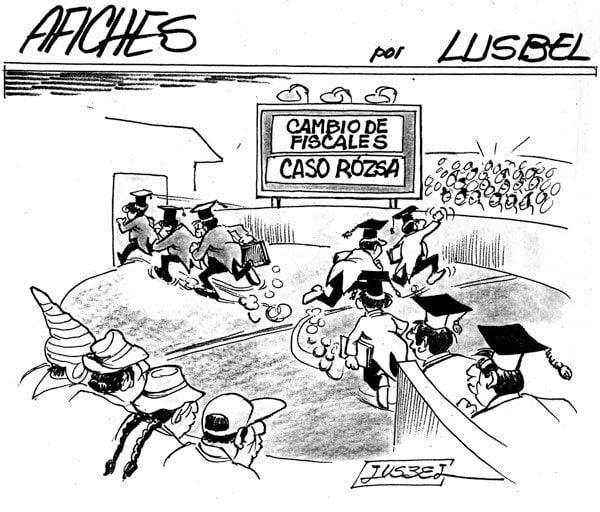 El Diario, 21 de mayo de 2013 (Bolivia)