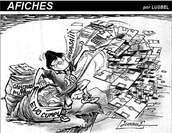 El Diario, 2 de junio de 2013 (Bolivia)