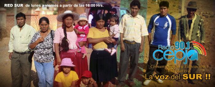 Ley municipal de Participación y control social Municipio del Cercado Cochabamba. Programa Red Sur Radio CEPJA