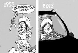 Pagina Siete, 14 de noviembre de 2013 (Bolivia)