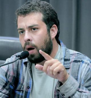 Guilherme Boulos: La movilización brasileña contra el Mundial fue victoriosa (La Pública, 19.9.14)
