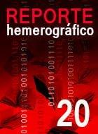 Reporte hemerográfico SIC 20 (septiembre – diciembre 2014 )