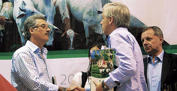 CONCLUSIONES Cumbre Agropecuaria. Santa Cruz 21-22 Abril 2015
