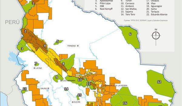 Reconfiguración petrolera en Bolivia (CEDIB 16.06.2015)