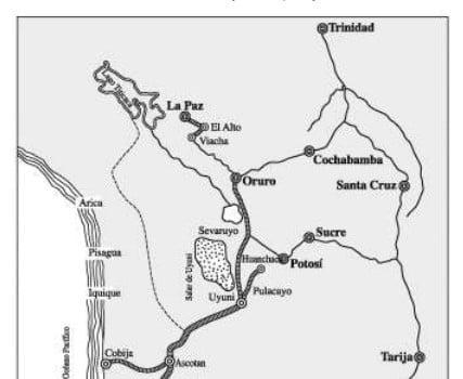 El Tratado de 1904 y la Red Occidental, Capítulo del libro Geopolítica de las carretras