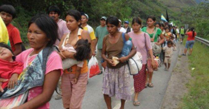 Respuesta de las mujeres Indígenas del TIPNIS frente a las acusaciones que hace el Presidente Evo Morales Ayma alas ONGs (5.9.17)