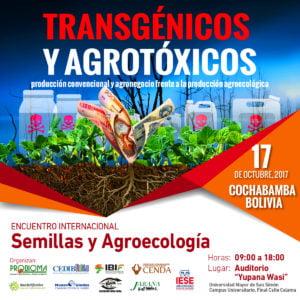 Transgénicos y agrotóxicos