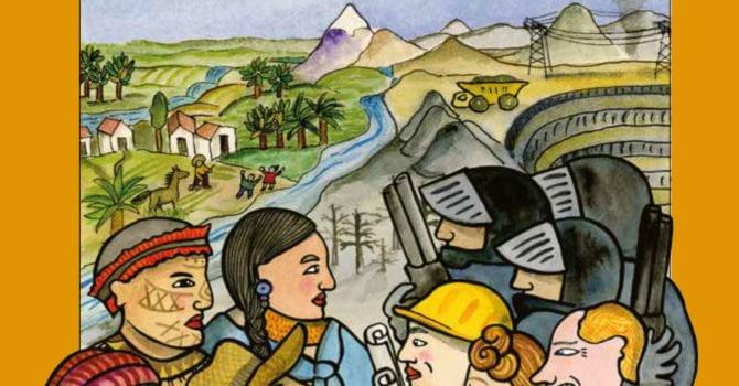 Minería, violencia y criminalización en América Latina. Dinámicas y tendencias (OCMAL)