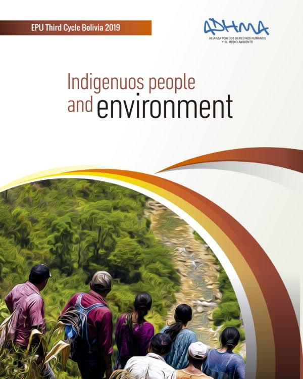 Pueblos indígenas y medio ambiente – Informe EPU tercer ciclo Bolivia 2019