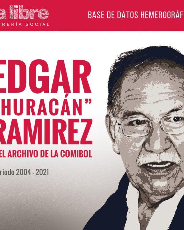 Edgar Ramirez Santiesteban, el minero que construyó un archivo