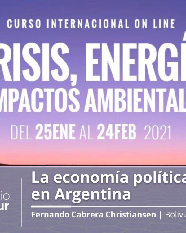 Economía del Fracking (16.2.21)